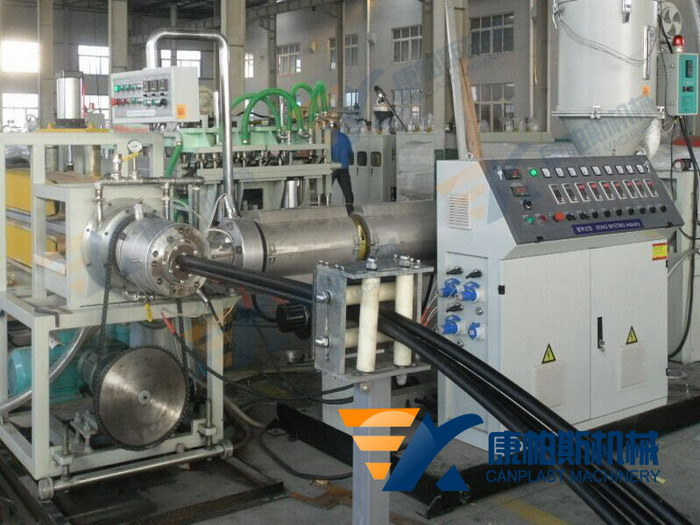 COD Characteristics pipe production line